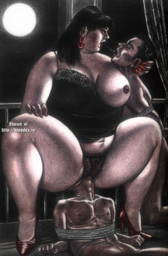 Женское доминирование толстушки фото 261-243